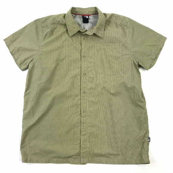 The North Face Other - The North Face Short Sleeve Casual Shirt XL